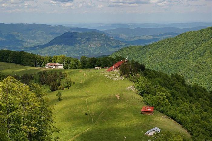 Bulgarien geführter Trekking im Hochgebirge (vor allem für Wanderverein)
