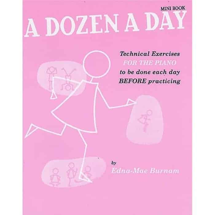 A Dozen A Day Mini Book  ( Pink )