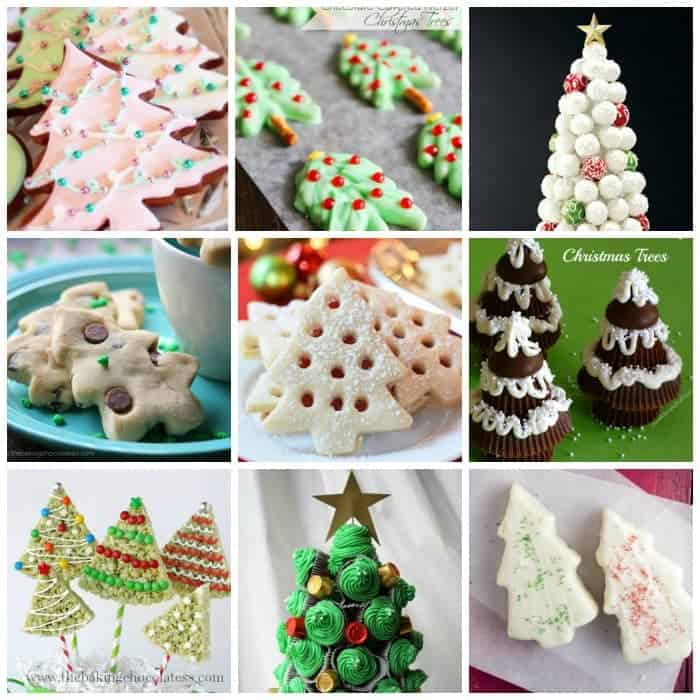 10 Super Sweet Christmas Tree Desserts To Pine Over!