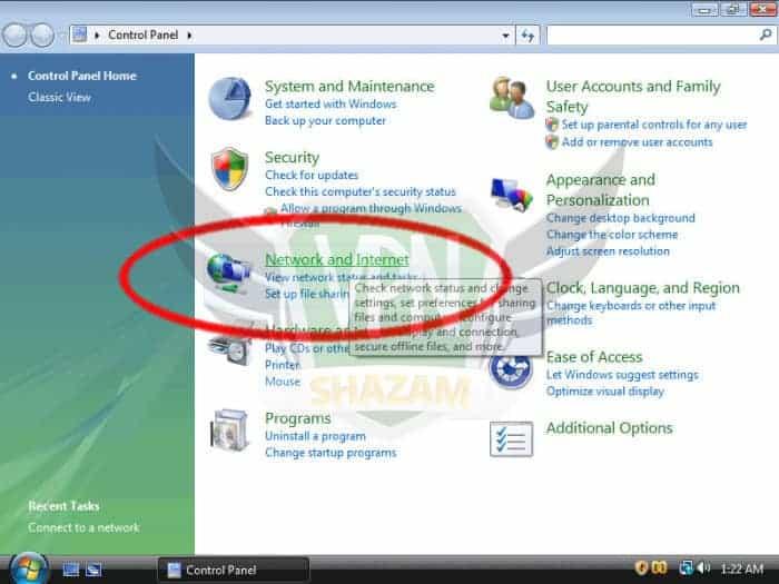 Windows Vista Setup step2