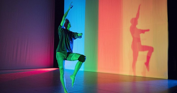 Candoco Dance Company in Yasmeen Godder's Face In with Clinkard's Hot Mess
