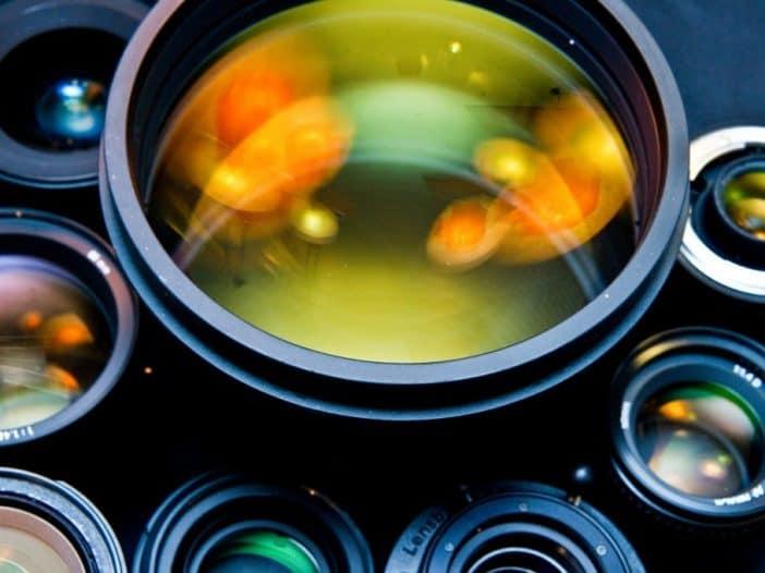 Camera Lenses for Rent
