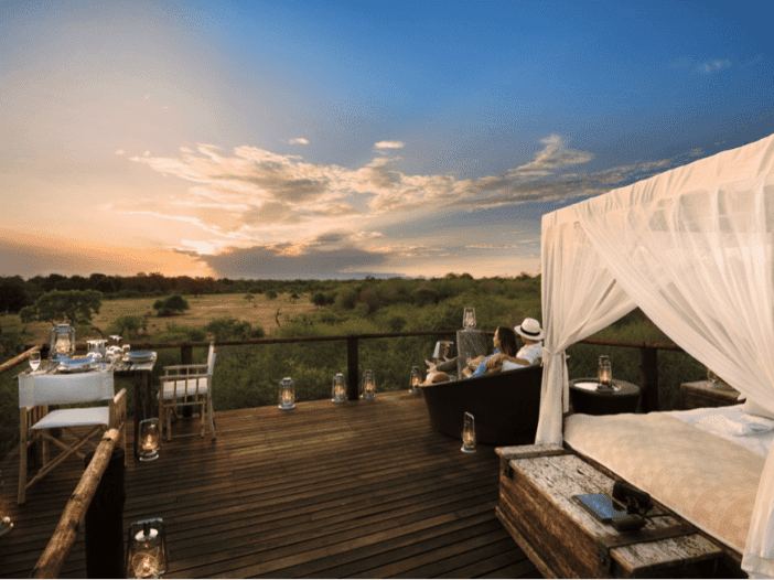 Lion Sands Tree Houses South Africa