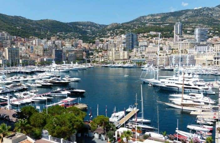 Wealthy in Monaco
