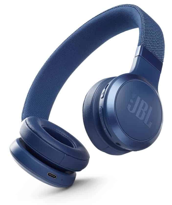 JBL LIVE 460NC nuevos auriculares supraurales