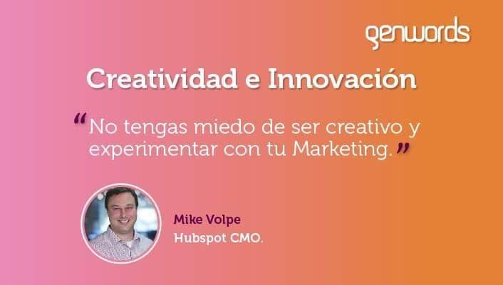 Frases de Marketing Creatividad e Innovación