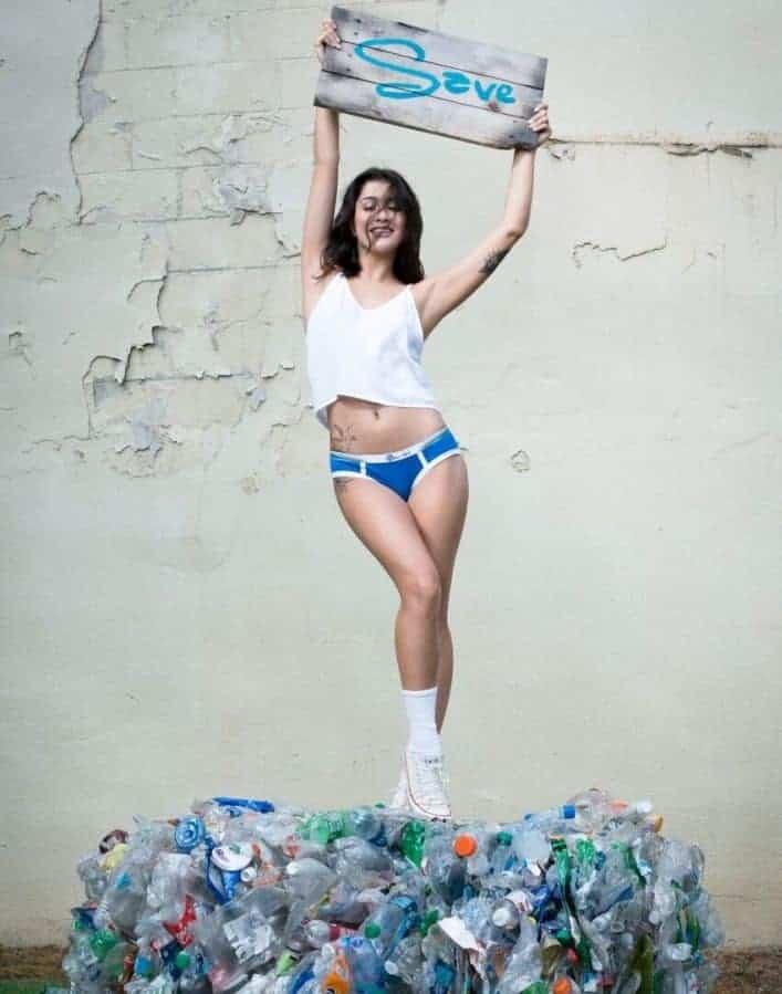Marc Skid Reducing Plastic Waste