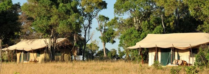 Lemala Mara Mobile Tented Camp Tents