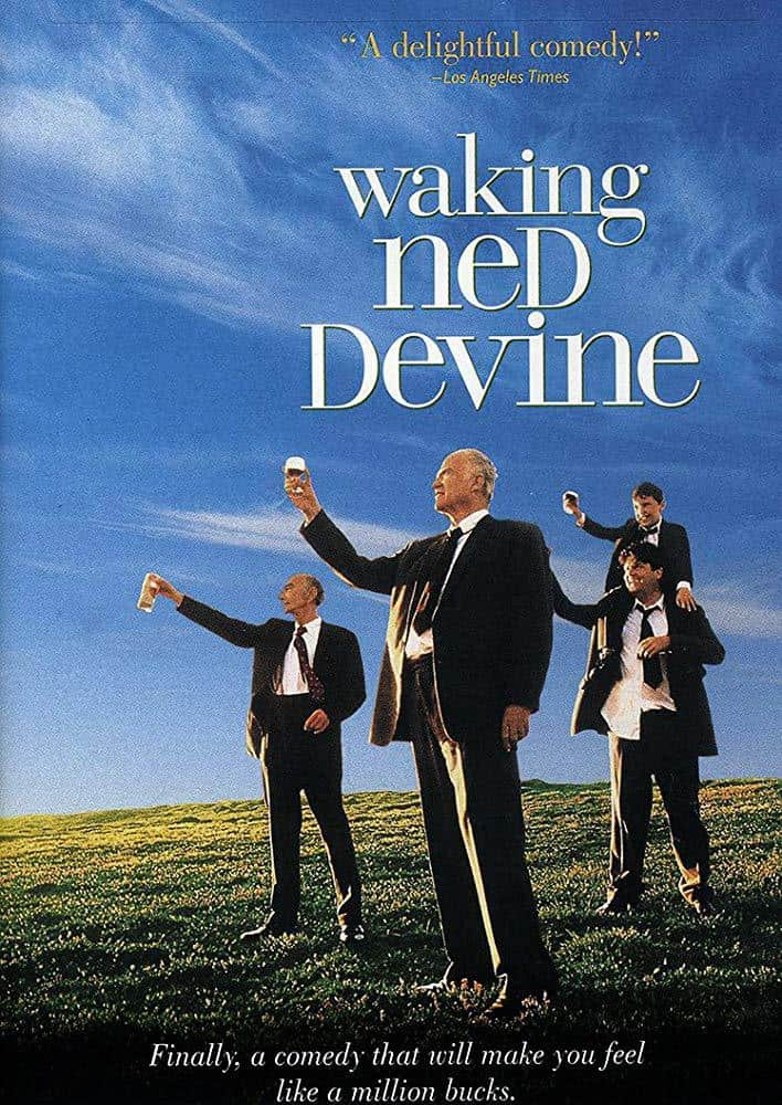 Walking Ned Devine Movie Poster