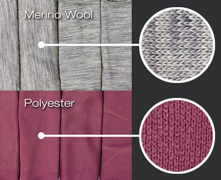 base layer fabric pilling