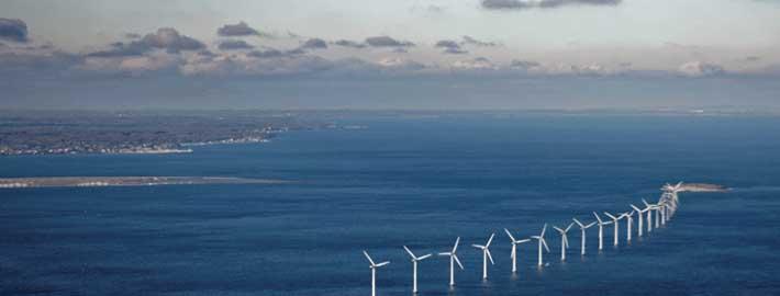 North Sea Wind Farm