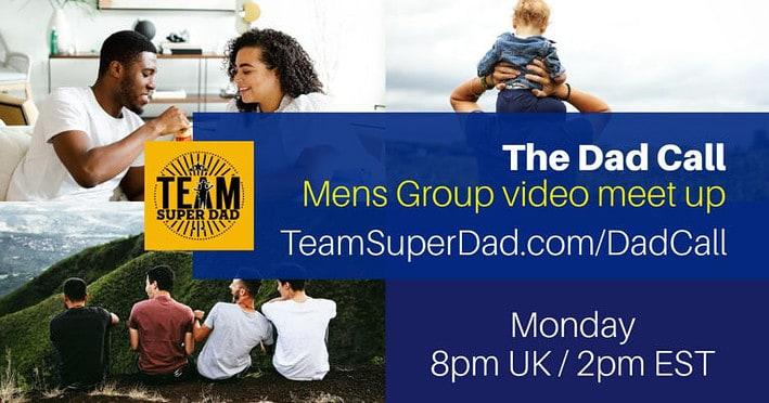 The Dad Call - Team Super Dad