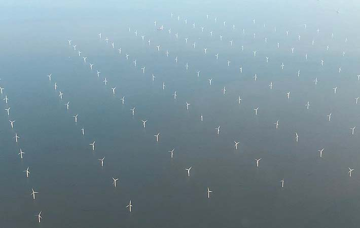 London Array Offshore Windfarm