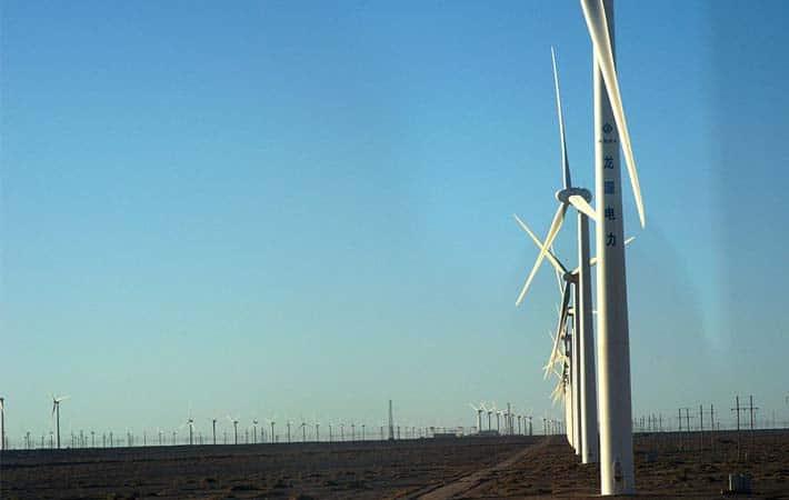 Jiuquan Wind Power Base