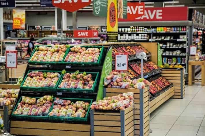 Food waste tips - Buy less supermarket food