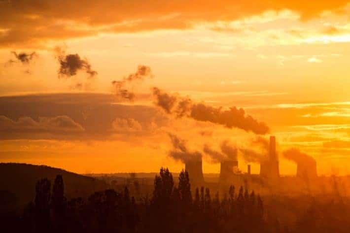 non green energy pollution