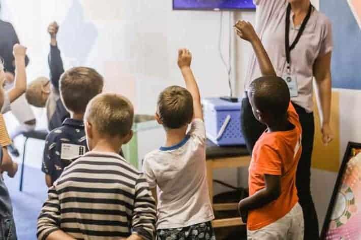 Teaching Renewable Energy For Kids At School