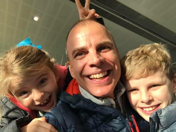 Family - Jonnie Jensen Dad Coach