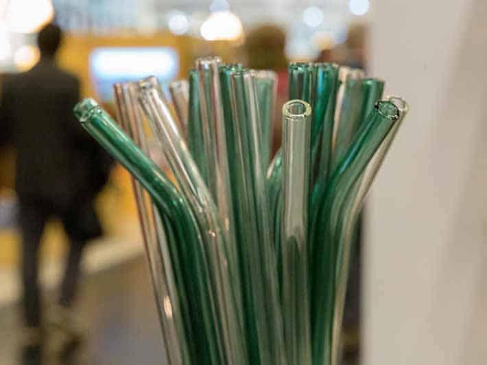 Eco Friendly Glass Straws