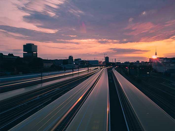 Future of railways renewable energy