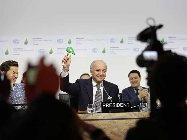 Paris Agreement and Renewable Energy