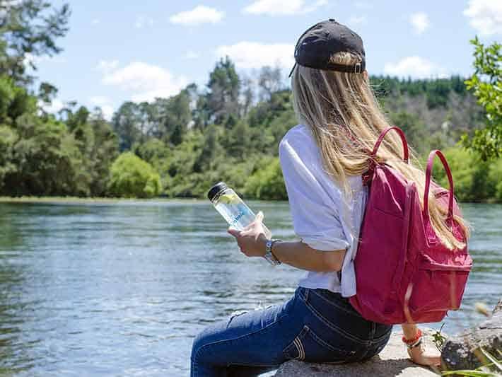 Reusable Plastic Water Bottles