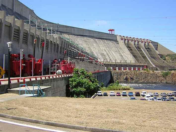 Guri Dam Venezuela
