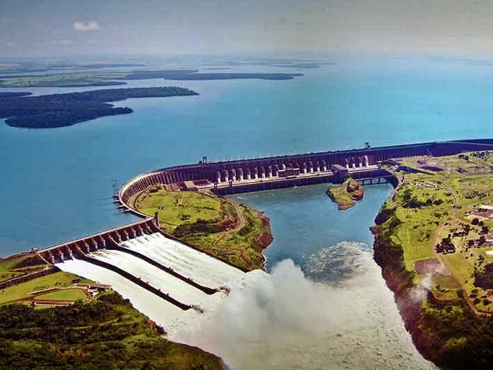 Itaipu Hydropower Plant