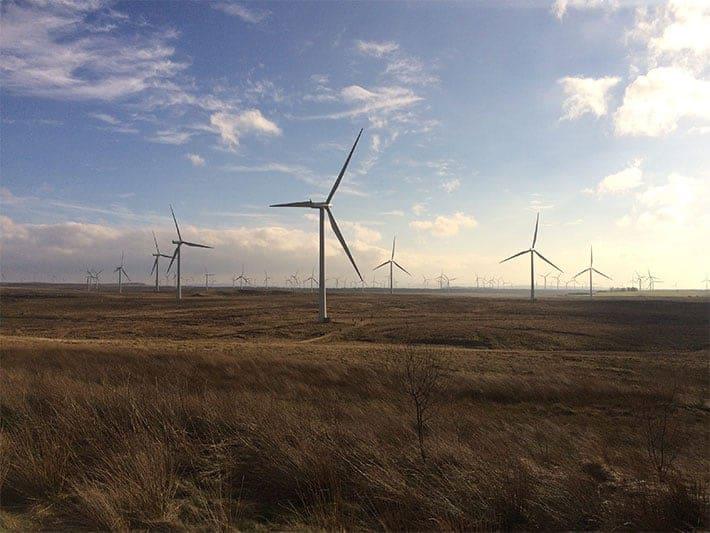 Scotland Wind Energy