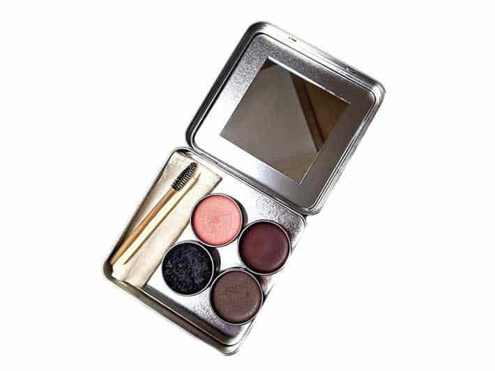 Clean Faced Cosmetics Zero Waste Makeup Palette