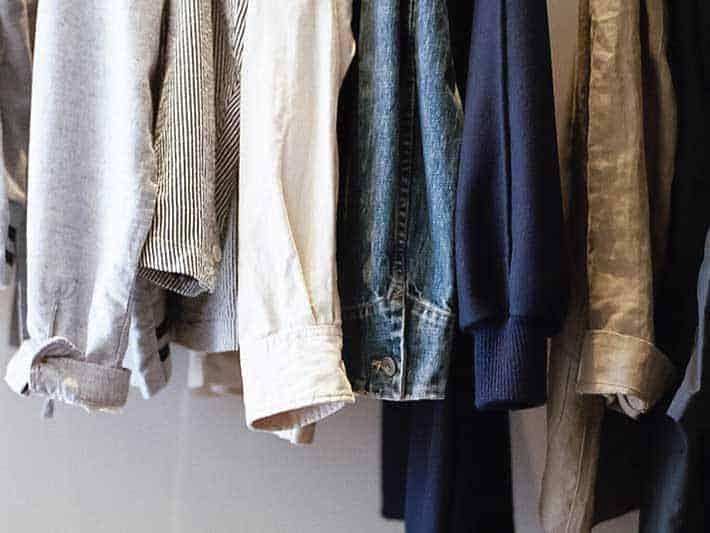 Wardrobe Clutter
