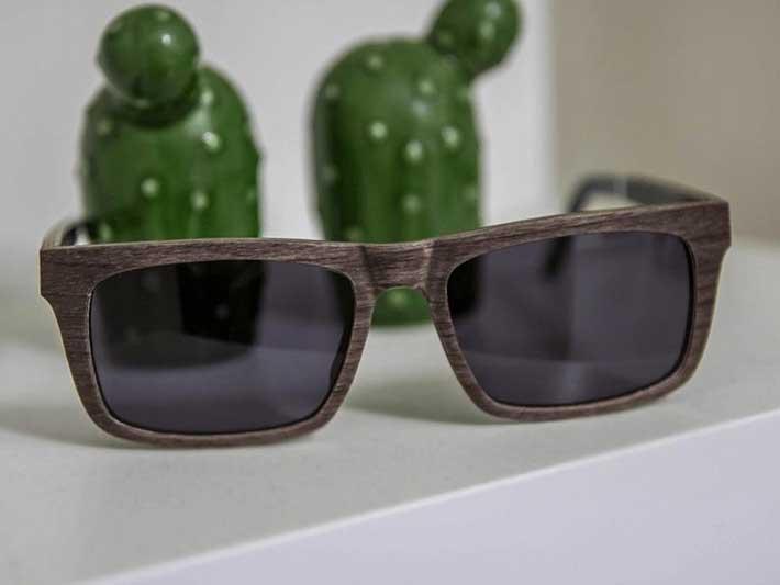 Mt Woodini Bamboo Sunglasses