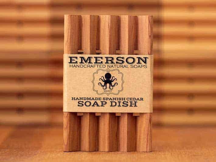 Emerson Soaps Soap Dish