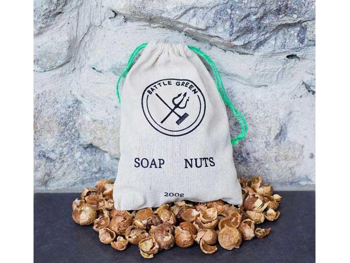 Battle Green Soap Nuts