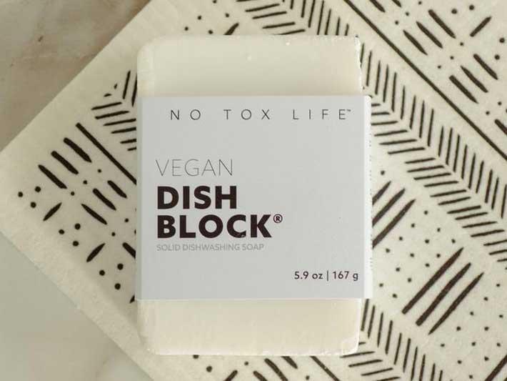 No Tox Life Vegan Dish Block