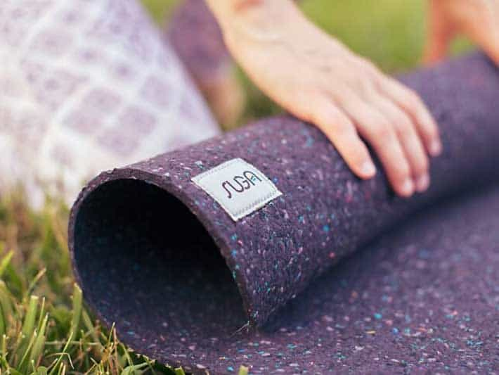 Suga Recycled Wetsuit Yoga Mat