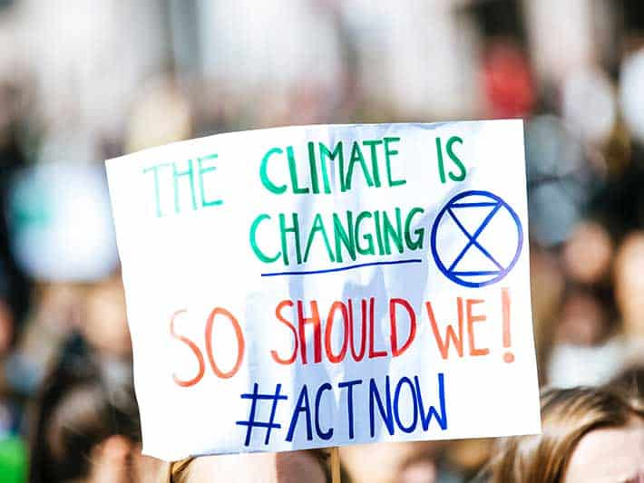 Climate Changing Banner