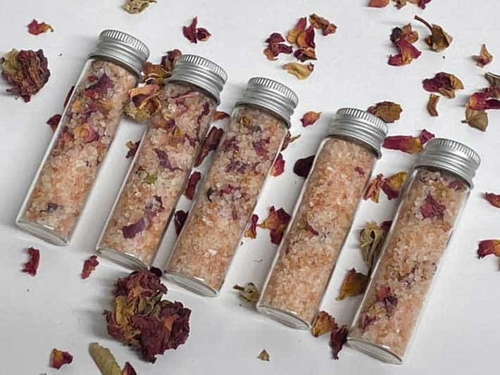 Bee You Organics Lavender Rose Bath Salts