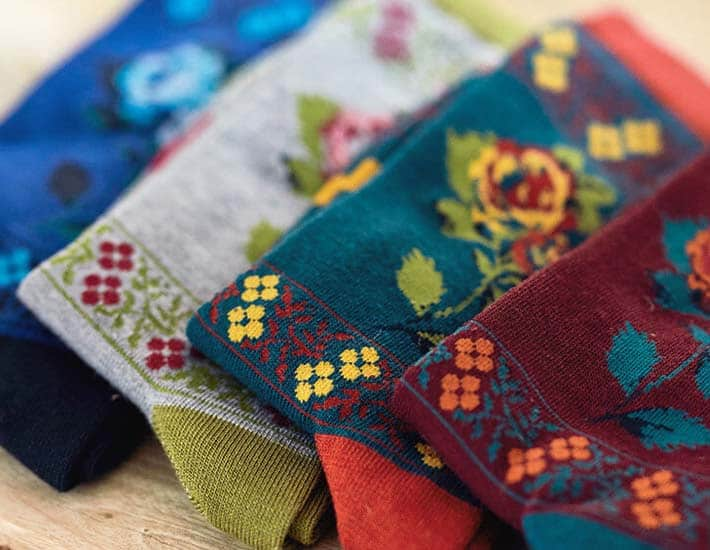 thought sustainable socks