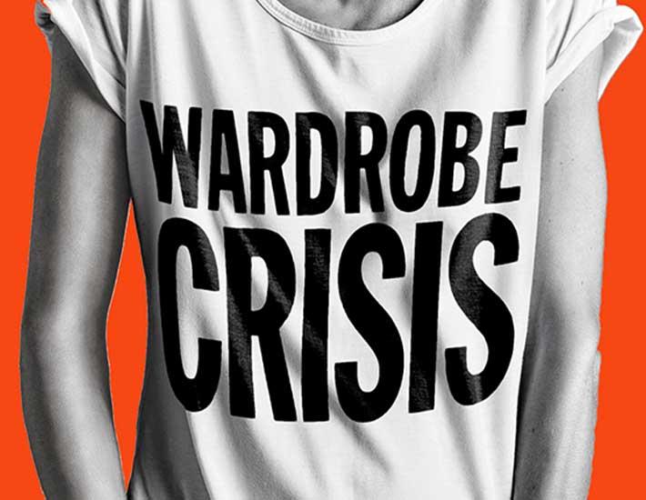 Wardrobe Crisis Clare Press