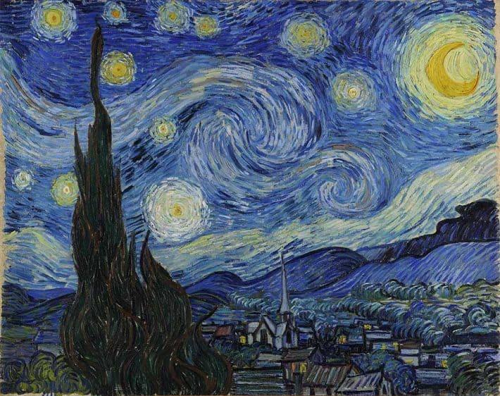 Van Gogh Starry Night
