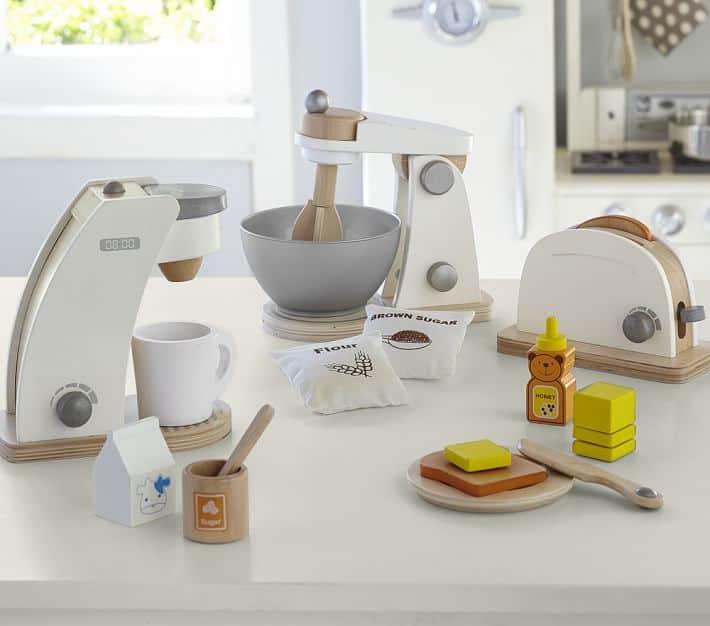 Wooden Appliances Pottery Barn |Top Toys 2018 | OPAS Blog