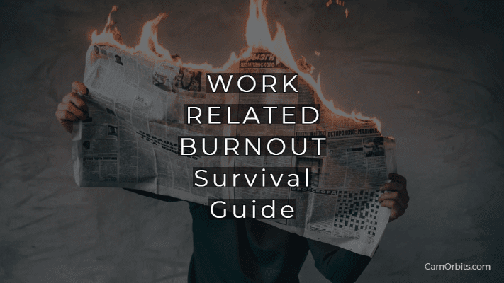 work related burnout survival guide