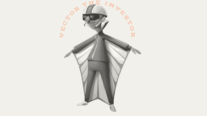 Vector The investor