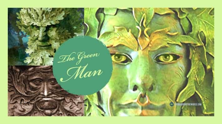The Green Man A Celtic Symbol Of Rebirth
