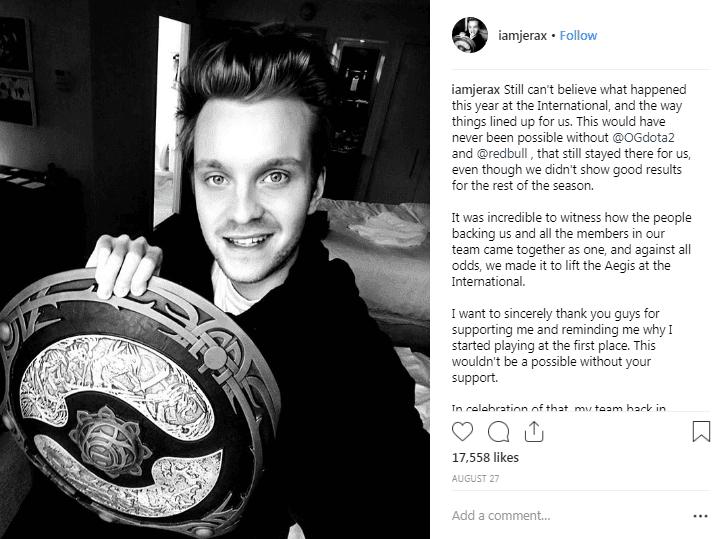 Jesse Vainikka eSports Influencers
