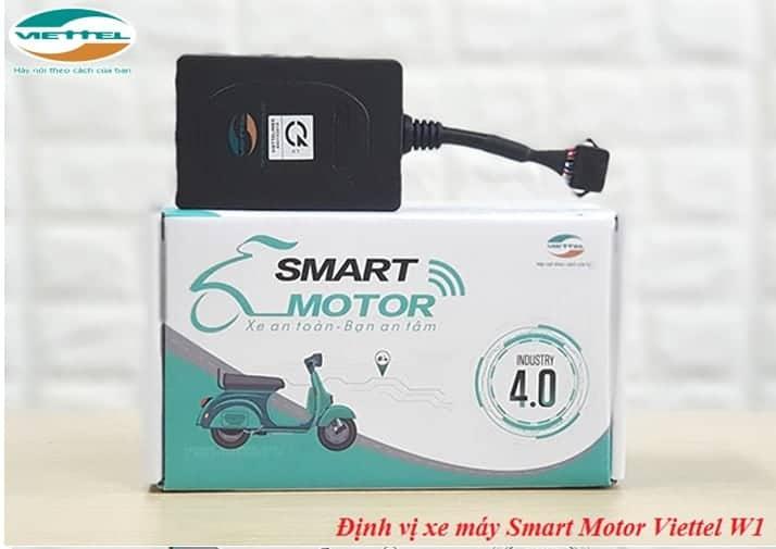 khuyến mãi lắp đặt Smart Motor viettel