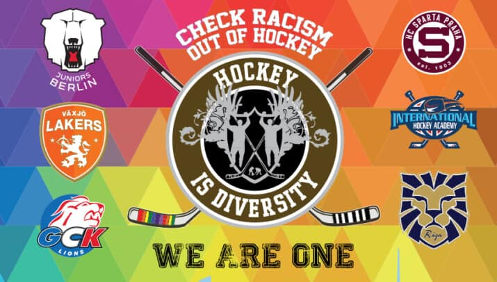 Hockey is Diversity Trophy