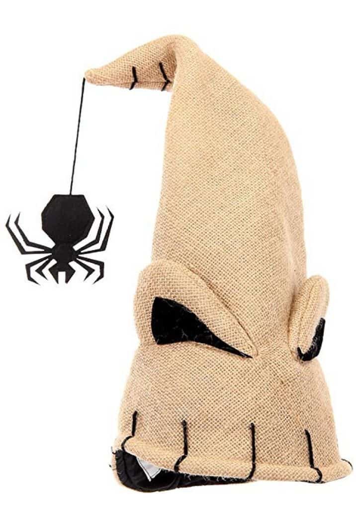 Nightmare Before Christmas Costumes oogie boogie hat