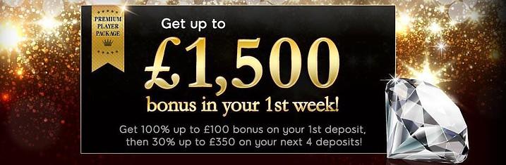 888Casino 1500 free bonus